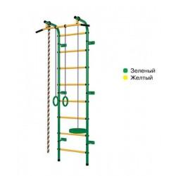 Laste rootsi sein Pioner-C1P green-yellow