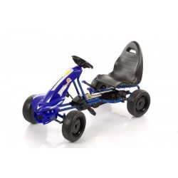 Velokart (Velomobile) Go-Kart A-18 Blue (5-12 years)