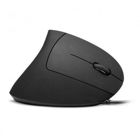 Juhtmega ergonoomiline hiir Anker 2.4G