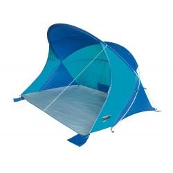 Beach tent Evia, blue turquoise