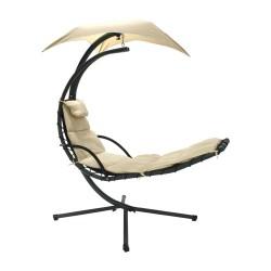 Hanging chair DREAM beige