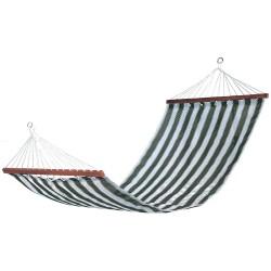 Hammock TIINA green striped
