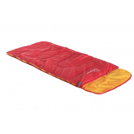 High Peak magamiskott lastele Kiowa, punane oranz