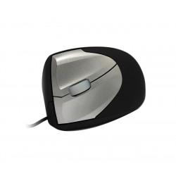 Vasakukäeline ergonoomiline hiir Minicute EZmouse 2 (traadiga)