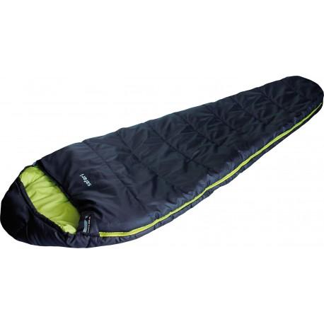 Sleepingbag Safari, darkblue lime