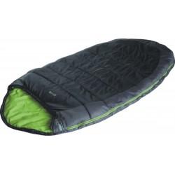 Sleepingbag OVO 220, darkgrey/green