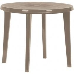 Table Lisa, cappuccino