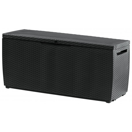 Storage box for garden CAPRI 305L, anthracite