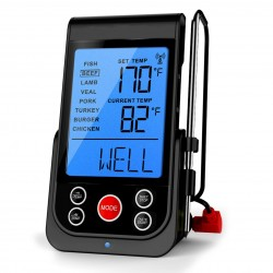 WIRELESS THERMOMETER , TM Barbecook
