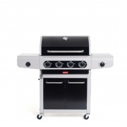 Barbecook gaasigrill SIESTA 412 BLACK (2024)