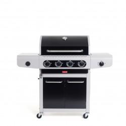 SIESTA 412 - BLACK EDITION , TM Barbecook