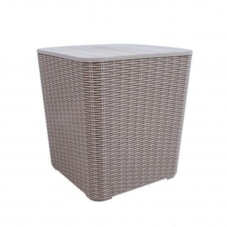 Storage box BOCAS grey