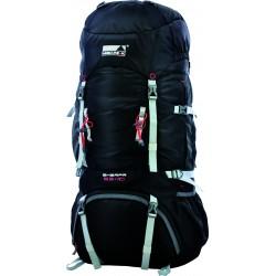 Backpack Sherpa 65+10, blue dark grey