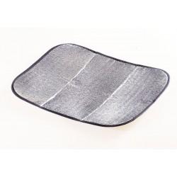 Aluminium pad set, 2 pcs