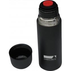 Termo bottle 0,5 l, stainless Steel, black