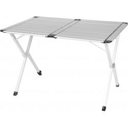 Camping table Olvera, folding, alu, 110 x 72 x 70 cm